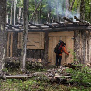 Nuestro Hut Renoval.